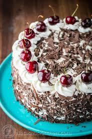 Black Forest Cake Recipe German Chocolate Cake