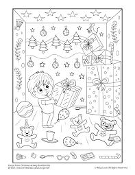 Hidden Pictures Christmas Printable Activity - Woo! Jr. Kids ...