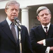 Jimmy Carter unterzieht ...