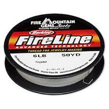 Fireline Diameter Chart Fireline Diameter In Mm Fire Mountain Gems And Beads