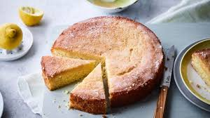 Vegan Lemon Drizzle Cake Recipe Bbc Food