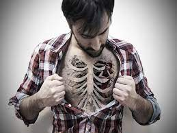 cool-chest-tattoo-designs-for-men-funny ...