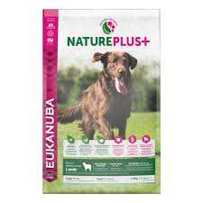 Eukanuba Nature Plus Adult Large Breed Rich In Frozen Lamb