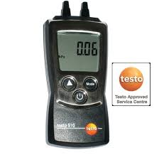 gas manometer. testo 510 digital manometer gas r