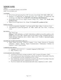 plain text resume examples awesome example plain text resume embellishment professional
