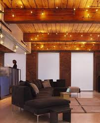 wood ceiling lighting. Rustic Wooden Ceiling With Beams Wood Lighting L