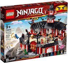 Mua đồ chơi LEGO Ninjago 70670 Monastery of Spinjitzu HCM Giá Rẻ – UNIK  BRICK