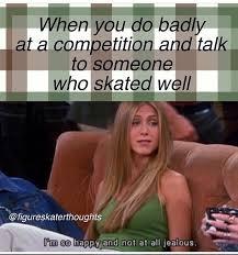 Funny ice figure skating meme | Figure skating :) | Pinterest ... via Relatably.com