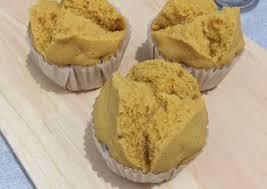 Cara membuat bolu kukus gula merah. Resep Bolu Kukus Gula Merah Santan Oleh Gisry Septianty Cookpad