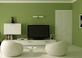 green living room wall paint ideas