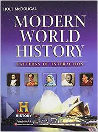 World History Patterns Of Interaction Textbook