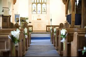 Of Wedding Decorations In Church Simple Church Wedding Decorating Ideas Wedding Decore Ideas