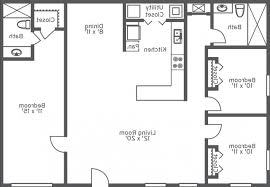 small 3 bedroom apartment floor plans in fresh house plan master intended for