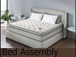Building a Sleep Number Bed ILE