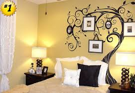 Art Decor Designs Great Interior Bedroom Design With Alluring Wall Decoration Again 15