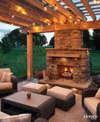 outdoor wood burning fireplace kits australia designs
