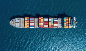 how much cargo can the largest shipping container ship really hold