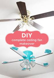 diy remodeling s diy ceiling fan makeover quick and easy home repair tips and