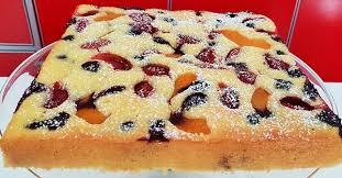 Mesti Cuba Resepi Kek Viral One Bowl Fruit Pastry Cake Koleksi