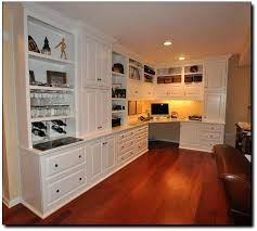 Home office cabinetry design Desks Home Office Cabinet Design Ideas Incredible Built In Home Office Desk Of 20s Best Office Desks Ideas On Home Decorating Cupcakes Without Icing Tall Dining Room Table Thelaunchlabco Home Office Cabinet Design Ideas Incredible Built In Home Office