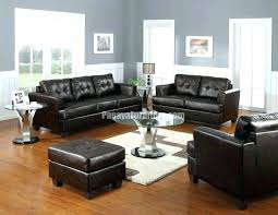living room design with dark brown leather sofa living room ideas with black leather sofa catchy