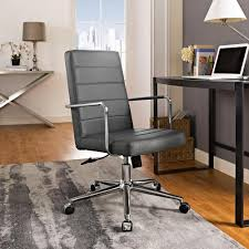 amazing home depot office chairs 4 modern. Cavalier Highback Office Chair In Gray Amazing Home Depot Chairs 4 Modern