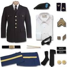 Male Nco Asu Head To Toe Package