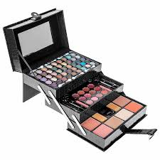 shany cosmetics all in one makeup kit black at low s in india amazon in