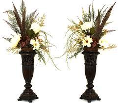 Silk Arrangements For Home Decor Artificial Flower Arrangements Home Decor Table Artificial Flower