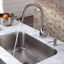 stainless steel sink racks ampquot whitehaven: kraus kitchen sink kraus khu pax zeroradius  uquot