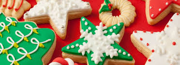 Image result for christmas cookie walk images