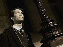 lord voldemort  young tom in his fifth year at hogwarts as played by christian coulson in harry potter and the chamber of secrets