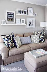 home decor small space living shelves