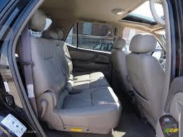 2001 Toyota Sequoia Limited 4x4 interior Photo #47243741 ...