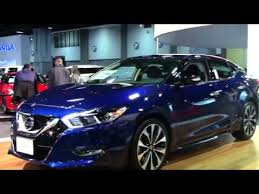 2018 nissan maxima midnight edition. wonderful 2018 nissan maxima 20182017 washington dc auto show 2017 inside 2018 nissan maxima midnight edition