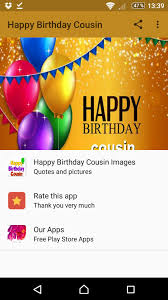 Happy Birthday Cousin For Android Apk Download