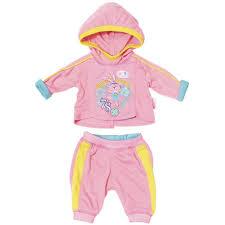 Купить <b>одежду для куклы Zapf</b> Creation Baby born Спортивный ...