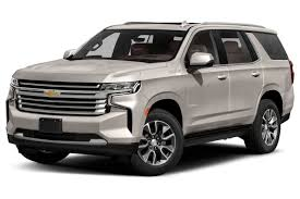 2021 chevrolet tahoe high country 4x2