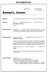Type A Resume Format Type Of Resume