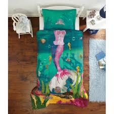 dream big sea princess ultra soft microfiber 2 piece comforter new free com