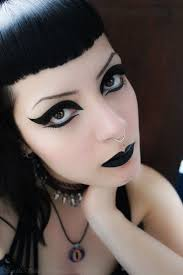 15 goth makeup ideas gallery 2
