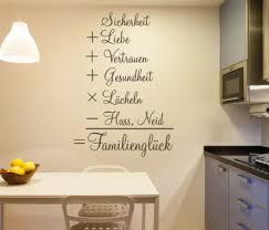 Wandtattoo Formel Für Das Familienglück Sprüche Und Zitate