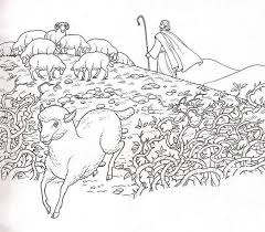 Small Picture 37 best The Lost SheepJesus is the Good Shepherd images on