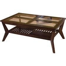 Coffee Table Set Of 3 Standard Furniture Norway 3 Piece Coffee Table Set Reviews Wayfair