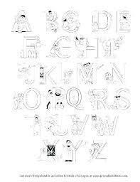 R Coloring Pages Preschool Alphabet Letter Page Free Sheets For