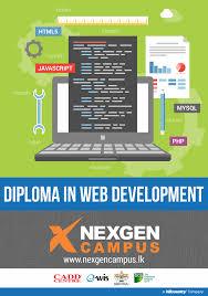 diploma in web development nexgen campus diploma in web development