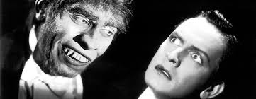 Dr Jekyll and Mr Hyde (1931). We loved this creaky but sexy movie horror.  Read this review for why. – CineSocialUK