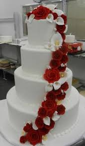 cake boss wedding cakes with flowers. Plain Cake I Like This Cake Too Only Maybe The A Buttercup Color With Roses   Floral Wedding CakesWhite  With Cake Boss Wedding Cakes Flowers