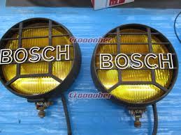 Bosch Yellow Fog Lights Bosch Round Fog Yellow Lens Fog Lamps Croooober