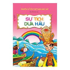 Truyện Cổ Tích Việt Nam Đặc Sắc - Sự Tích Dưa Hấu (Tái Bản) - Truyện cổ tích  Tác giả Mạc Thụy